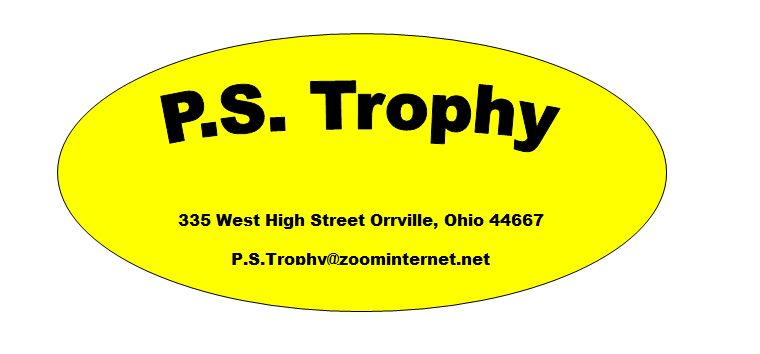 P.S. Trophy in Orrville OH title=