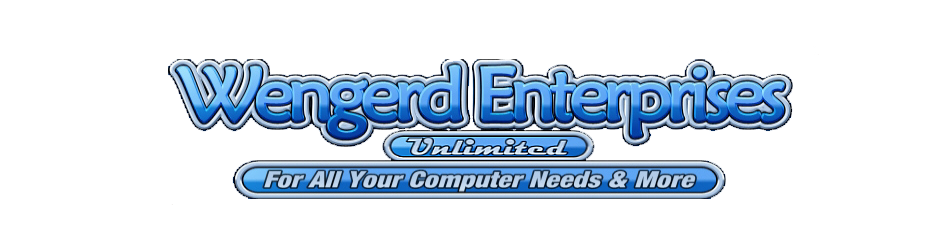 Wengerd Enterprises title=